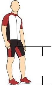 Udregning din stelstørrelse, mål din skridt længde..
